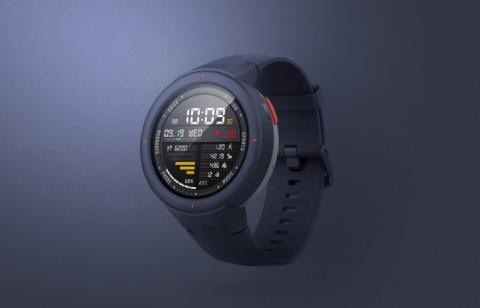 Reloj inteligente Amazfit Verge de Xiaomi