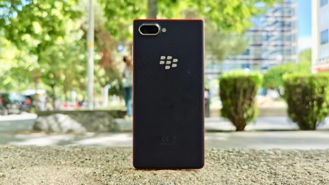 Análisis BlackBerry Key 2 LE