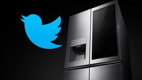 Confiscan el móvil a una adolescente y se convierte en Trending topic tuiteando desde el frigorífico