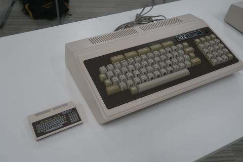PC-8001 Mini