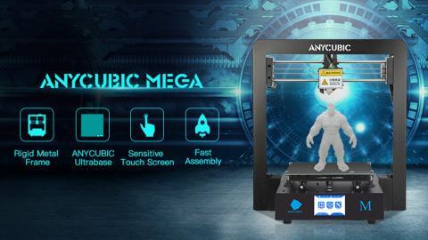 Impresoras 3D Anycubic