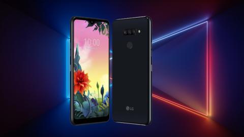 LG presenta el K40s y K50s