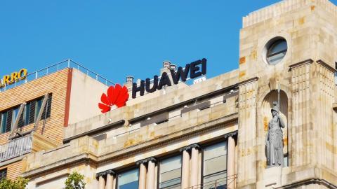 Muestras Huawei Mate 20X 5G