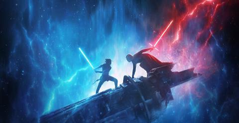 Póster Star Wars: El ascenso de Skywalker