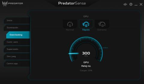 Predator Sense Triton 500