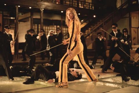 """5. """"Kill Bill: Vol 1 & 2"""" (2003/2004)"""