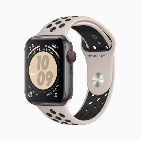 Modelo Nike Watch Series 5