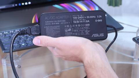 Batería del Asus ZenBook Pro Duo