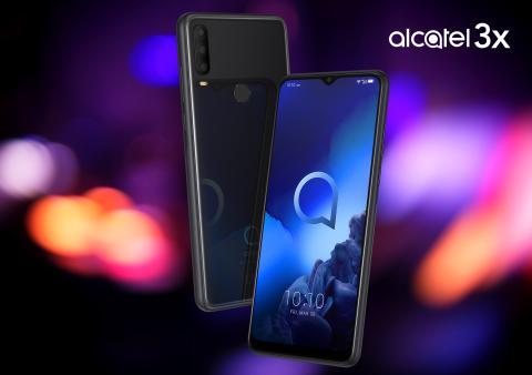 Branded_Alcatel 3X y Alcatel 1V
