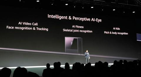 Cámara Huawei Vision