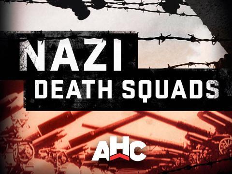 Escuadrones de la muerte nazis
