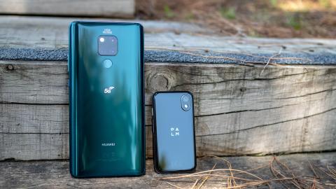 Huawei Mate 20X 5G y Palm Phone Unlocked