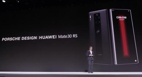 Huawei Mate 30 Porsche Design