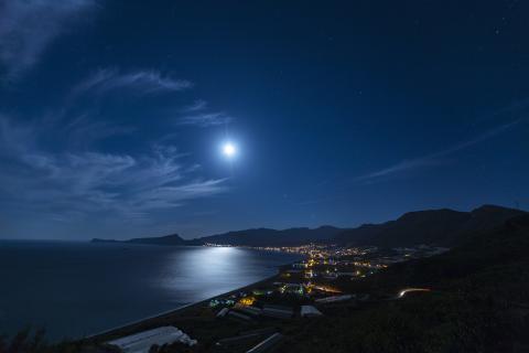 Noche cielo nocturno