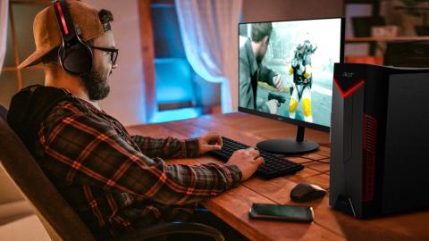 ordenadores gaming Acer Nitr