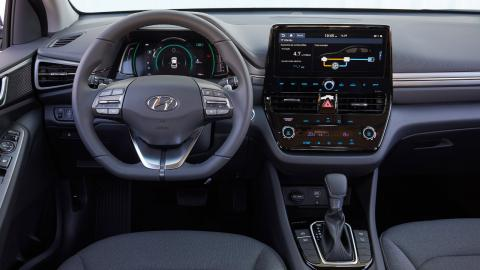 Prueba Hyundai Ioniq 2020