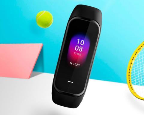 Pulsera inteligente de Xiaomi