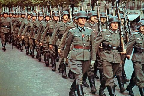 Segunda Guerra Mundial en color