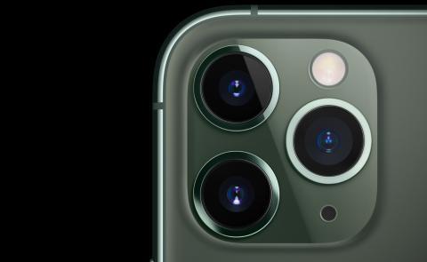Cámaras iPhone 11