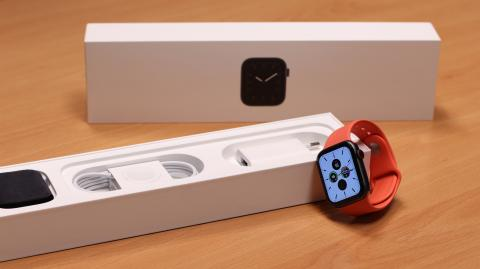 Análisis Apple Watch Series 5