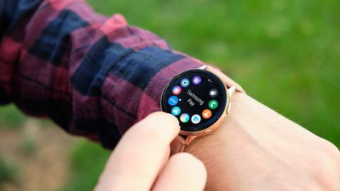 Análisis Galaxy Watch Active 2