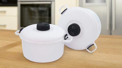 Cook Pro olla para microondas