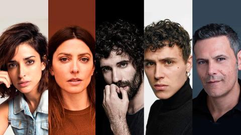 El desorden que dejas, serie española en Netflix