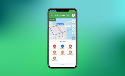 Google Maps para iPnone