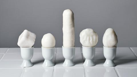 Crean un huevo sin huevo