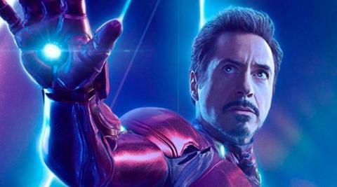 Iron Man - Robert Downey Jr