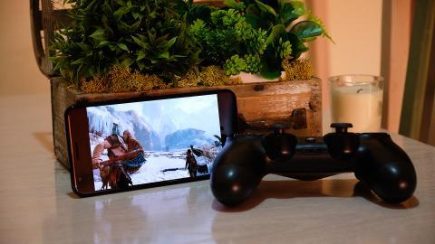 Jugar Android PS4