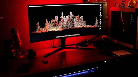 LG 34GK950G análisis