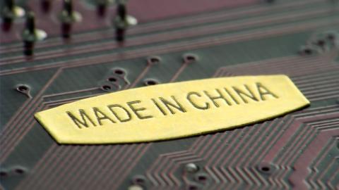 Made in China tiene los días contados