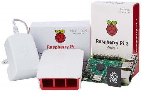 Kit oficial Raspberry Pi