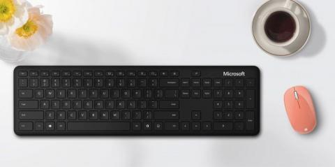 Nuevo teclado de Microsoft