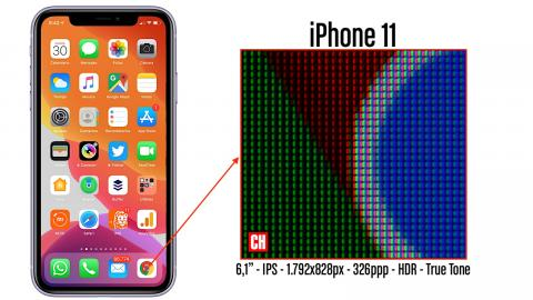pantalla iphone 11