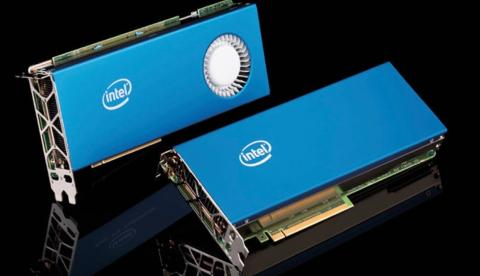 Tarjeta gráfica de Intel