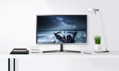 Samsung LU28H750