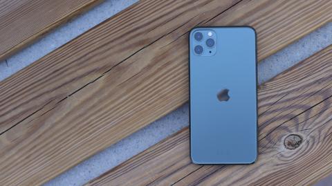 Trasera del nuevo iPhone