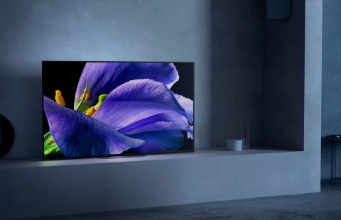 TV OLED Sony