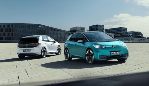 50 fotos del VW ID.3