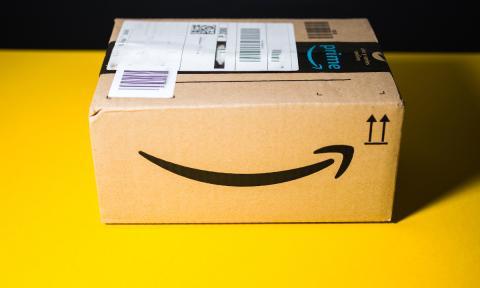 Amazon Caja Paquete