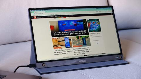 Asus ZenScreen Touch Análisis