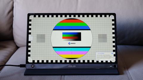 Asus ZenScreen Touch Análisis