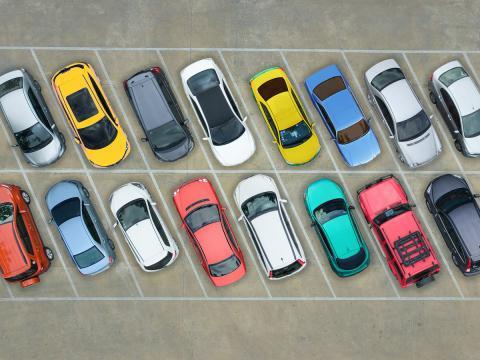 Color coche