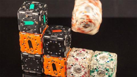 Cubos robots
