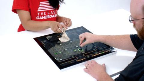 Juego de tablero digital
