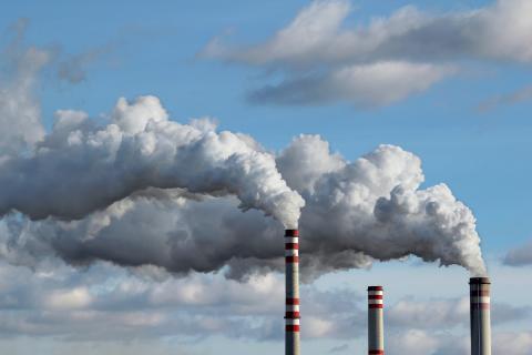 Gases contaminantes chimeneas