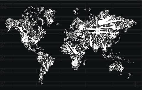Música en el mundo