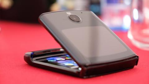 Opinión Motorola Razr 2020